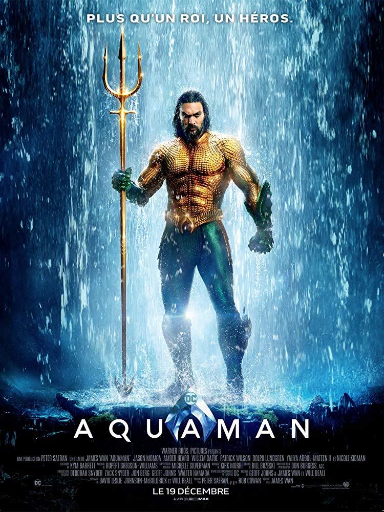 آکوامن (Aquaman - 2018)