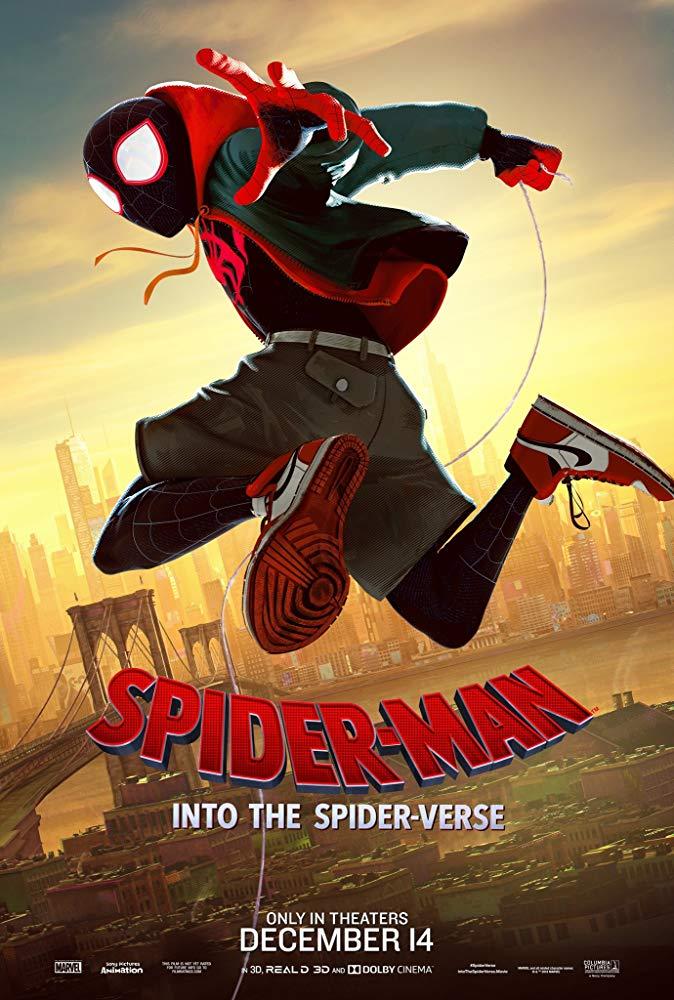 مرد عنکبوتی: به درون دنیای عنکبوتی Spider-Man Into The Spider-Verse