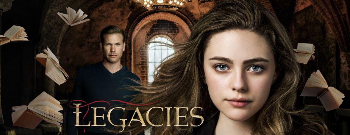 میراث ها - Legacies