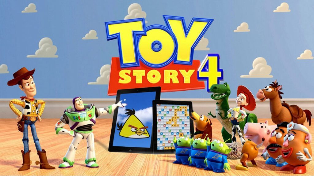 قسمت چهارمانیمیشن داستان اسباب بازی