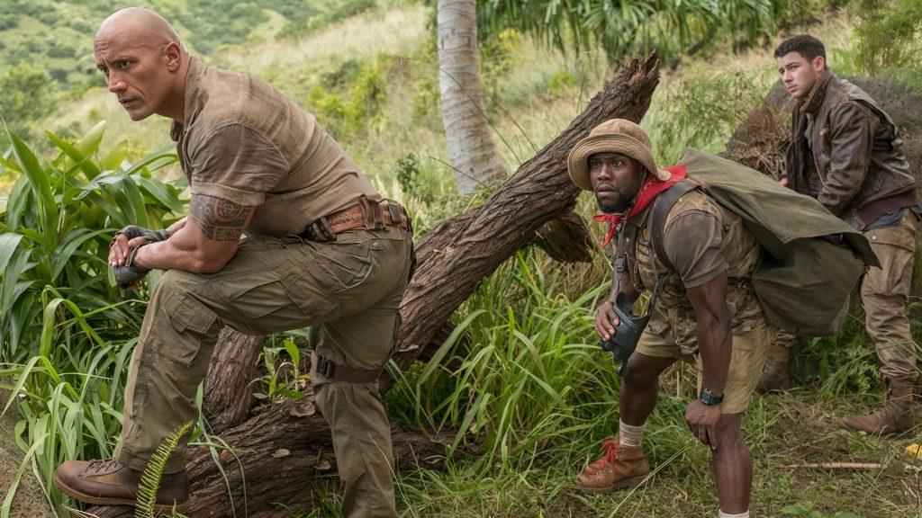 فیلم جومانجی به جنگل خوش آمدید